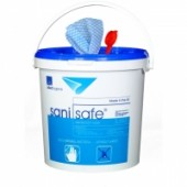 Surface Safe Sanitising WipesTub 500