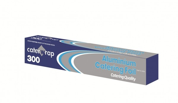 "Aluminium Foil with Cutter Box<br>12"" and 18"""