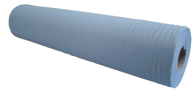 "Blue Hygiene Rolls<br>10"" and 20"""