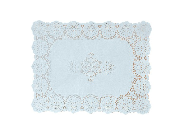 "White Tray Papers<br>12"" x 16"""