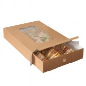 Kraft Platter Boxes:Regular and Large
