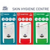 Deb Stoko Skin Hygiene Centre3 Step Dispenser
