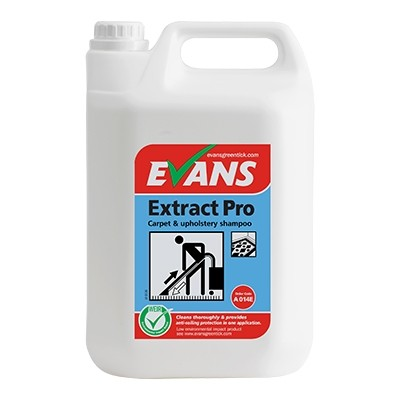 Extract Pro Carpet and Upholstery Shampoo