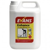 Enhance Ultra High Solids Floor Polish