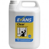 Clear Glass and Mirror Cleaner