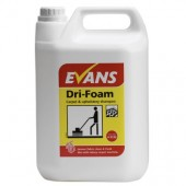 Dri-Foam Carpet and Upholstery Shampoo