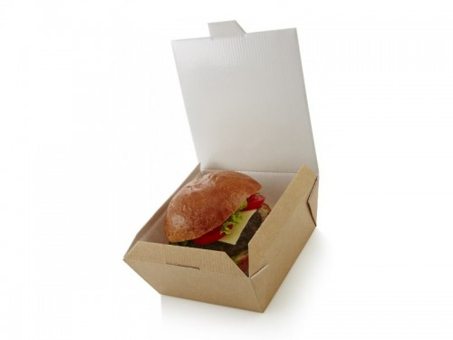 Takeaway Boxes<br>Hinged Hot Boxes