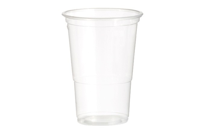Flexible Half Pint Beer Glass<br>10oz