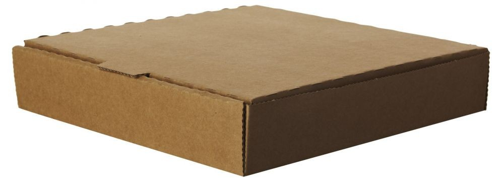 "Kraft Corrugate Pizza Boxes<br>9"", 10"" & 12"""