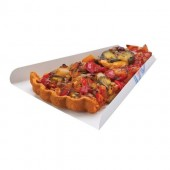 Open Slice Pizza Tray