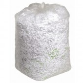 "Clear Compactor Sacks22"" x 33"" x 47""Case 100"
